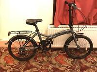 Jack Dawes folding bike