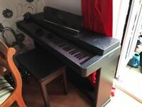 Yamaha CL 550 Clavinova Keyboard Electric Piano