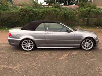 2004 BMW 3 Series 2.2 320Ci Sport 2dr Manual @07445775115@