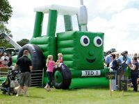 Tractor Ted Event Assistant required from March. Driver's license essential.