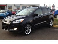 2013 Ford Escape Titanium AWD Leather Ecoboost