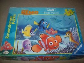 Finding Nemo childrens puzzle