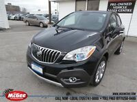 2014 Buick Encore CXL AWD - Leather, Sunroof, Touch Screen