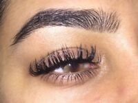 Eyelash extensions -Russian volume - classic - hd brows - hairdresser