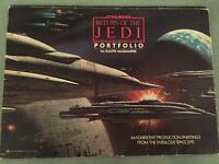Star Wars - Return of the Jedi Portfolio by Ralph McQuarrie