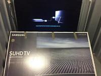"Samsung 65"" CURVED 4K UHD SMART LED tv ue55ks7500"