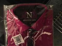 Dark Pink Men's Shirt Brand New in packaging