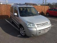 2006 CITROEN BERLINGO MULTI-SPACE 1.6 HDI WITH 8 MONTHS M.O.T