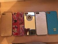 5 x iPhone 5 cases