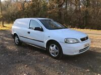 Vauxhall Astra van, 1.7 CDTI, 12 months mot, drives perfectly