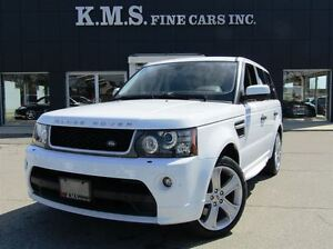 2011 Land Rover Range Rover Sport GT LIMITED EDITION   CLEAN CAR