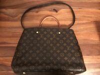 Louis Vuitton handbag Montaigne GM (large size)