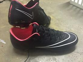 Nike Mercurial Firm Ground Football Boots - Size 5.5