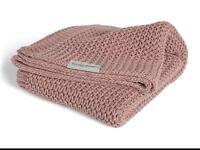 Pink bugaboo blanket