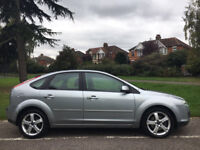 Ford Focus 2.0 TDCi Titanium, Just Serviced, New Disc & Pads, Lots of Service History, Half Leathers
