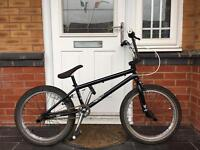 BARGAIN. WE THE PEOPLE. PROFESSIONAL BMX BIKE £135ono