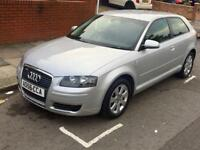 Audi A3 se 2.0 Diesel TDI Reg 2006 Manual 6 speed