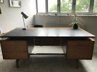 Mid century desk - Lucas Furniture, designed by Herbert Berry