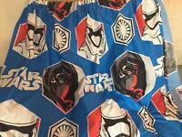 "Star Wars curtains 54"" drop"