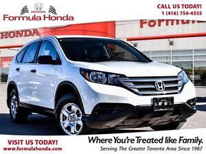 2012 Honda CR-V LX | HEATED SEATS | BACK UP CAMERA