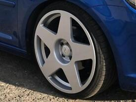 "19"" Bola B10 5/112 fitment with 1552 centres"