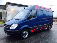 Mercedes sprinter 313cdi medium wheel base high top