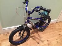 3-5 year old bike - boys