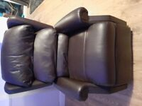 Cosy recliner chair