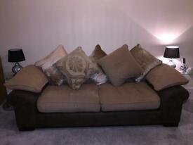 3&2 Seater DFS sofa