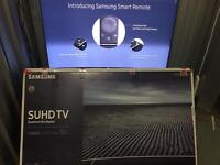 "Samsung 55"" CURVED 4K SUHD SMART LED TV ue55ks7500"