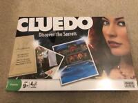 Cluedo Board Game.