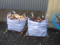 Firewood soft wood logs for sale