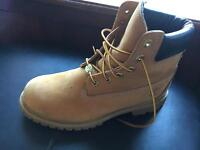 Timberland Boots - Adult Size 8 - Traditional Style