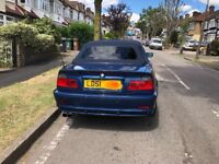 BMW 320i Convertable for sale