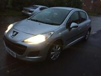 PEUGEOT 207 S 1400CC.2009 QUICK SALE !!SWAP