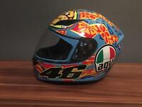 For sale brand new agv k3 vr46 helmet