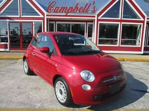 2012 Fiat 500 Pop TWO TONE INTERIOR AIR CRUISE