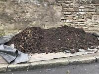 FREEE garden soil - Lochee Dundee