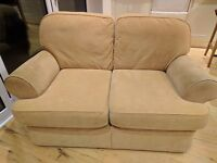 FREE DELIVERY Small Two seater Marks and Spencer sofa