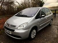2007 Citroen Picasso 1.6 HDi Diesel, 12 months MOT, 1 owner, HPI clear