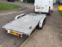 Flat bed trailer for sale car/recovery