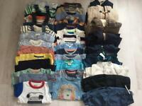 6-9 mths boys clothes