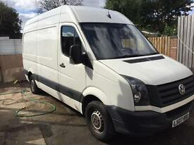 VW Crafter MWB tax full mot. Not new. Used not abused.