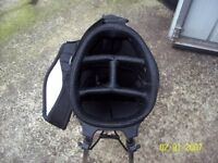golf trolley in very good condition wheels are in good condition