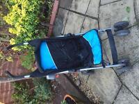 Kiddicare stroller , good condition , le35HL