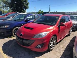 2010 Mazda Mazdaspeed3 MANUAL!LOADED!FULLY CERTIFIED@NO EXTRA CH