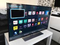 "Samsung 48"" LED Smart 3D TV Quad Core Processor FullHD 1080p USB ULTRASLIM Immaculate condition"