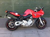BMW F800S in excellent condition