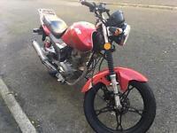 Moto Roma sk125 for sale