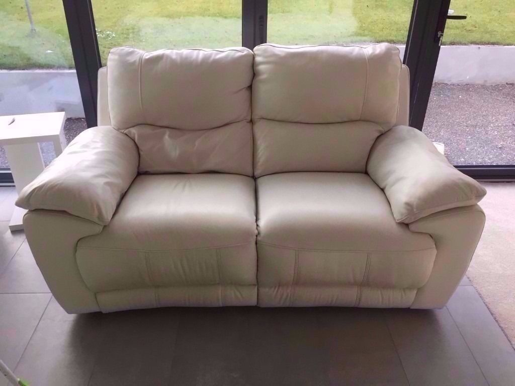 REDUCED PRICE FOR QUICK SALE! Harveys Paramount 2 Seater Recliner Sofa